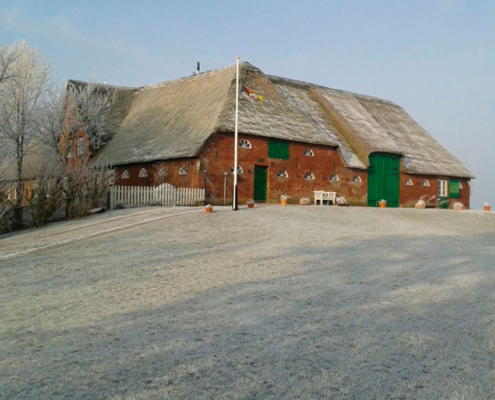 Foto Silberhof im Winter